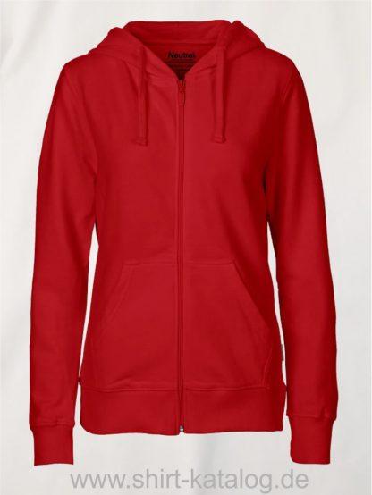 11160-Neutral-Ladies-Zip-Hoodie-red