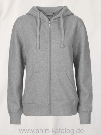 11160-Neutral-Ladies-Zip-Hoodie-sports-grey