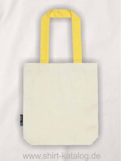11161-Neutral-Twill-Bag-with-Contrast-Handles-nature-yellow