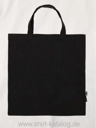11162-Neutral-Shopping-Bag-Short-Handles-black
