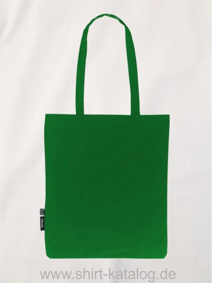 11164-Neutral-Shopping-Bag-with-Long-Handles-green