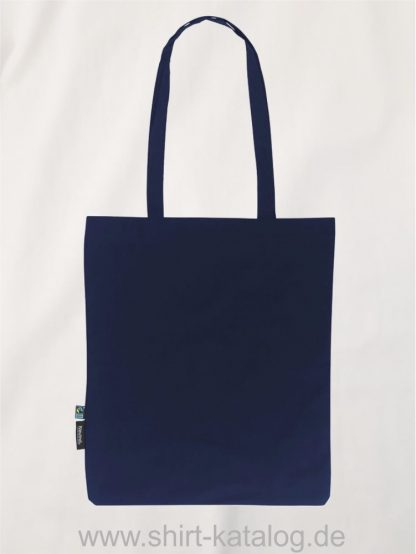 11164-Neutral-Shopping-Bag-with-Long-Handles-navy