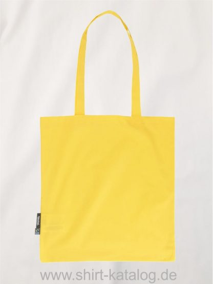 11164-Neutral-Shopping-Bag-with-Long-Handles-yellow