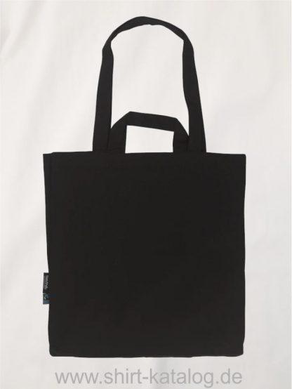 11167-Neutral-Twill-Bag-Multiple-Handles-black
