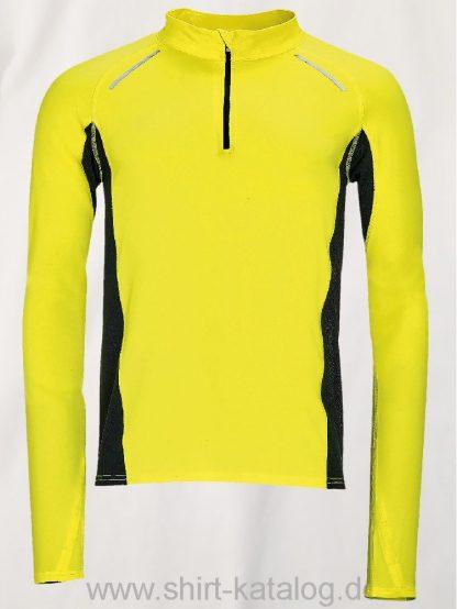 11518-Sols-Men-Long-Sleeve-Running-T-Shirt-Berlin-Neon-Yellow