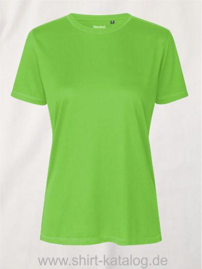 12613-Neutral-Ladies-Performance-T-Shirt-lime