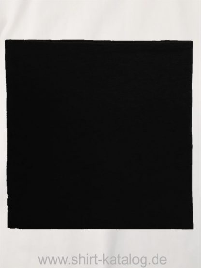 Unisex-Organic-Bandana-black