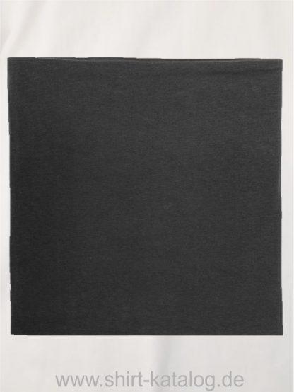 Unisex-Organic-Bandana-steel-gray