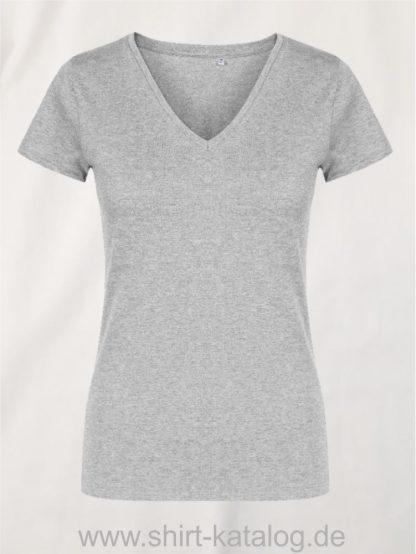 X-O-V-Neck-T-Shirt-Women-heather-grey
