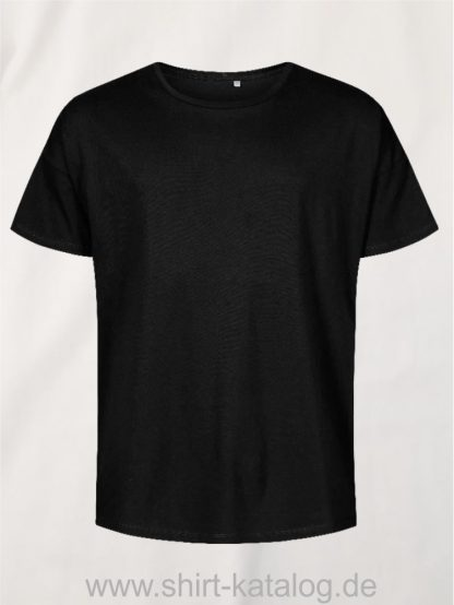 XO-Oversized-T-Shirt-Men-black
