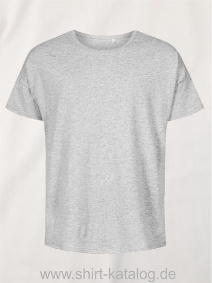 XO-Oversized-T-Shirt-Men-heather-grey