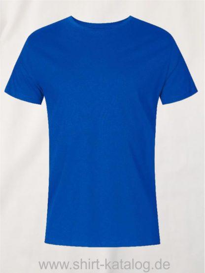 XO-Roundneck-T-Shirt-Men-azure-blue