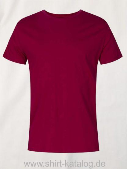 XO-Roundneck-T-Shirt-Men-berry