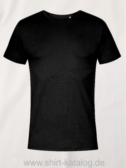 XO-Roundneck-T-Shirt-Men-black