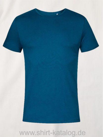 XO-Roundneck-T-Shirt-Men-petrol