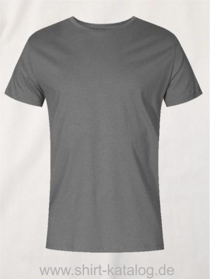 XO-Roundneck-T-Shirt-Men-steel-gray