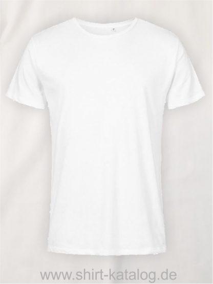 XO-Roundneck-T-Shirt-Men-white