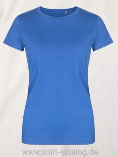 XO-Roundneck-T-Shirt-Women-azure-blue