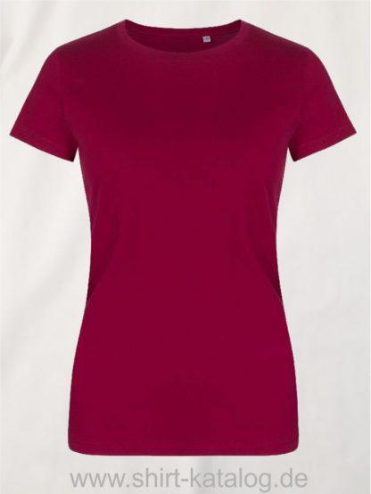 XO-Roundneck-T-Shirt-Women-berry