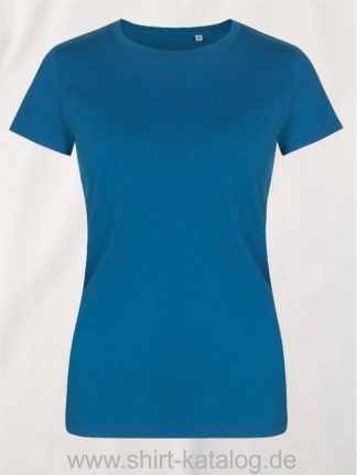XO-Roundneck-T-Shirt-Women-petrol