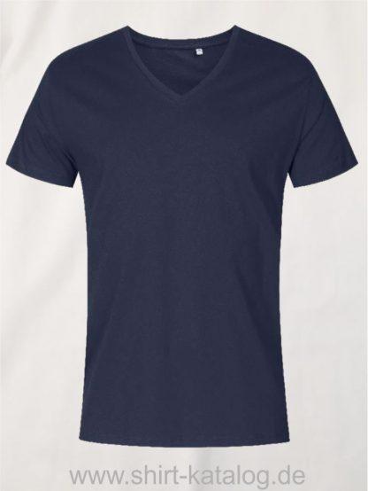 XO-V-Neck-T-Shirt-Men-french-navy