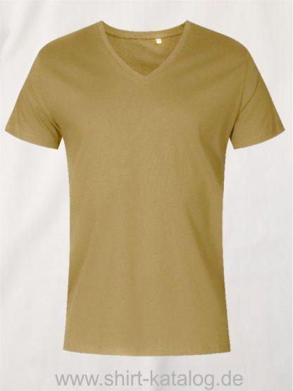 XO-V-Neck-T-Shirt-Men-olive