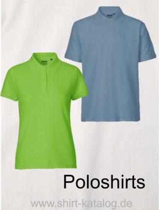 Neutral-Poloshirts